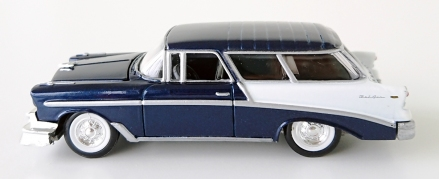 gallery/56 nomad bel air midnattsblå rc bruks 1b 2016 mint r1 no 6 version b vit baktill svart inredning