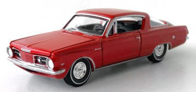 gallery/64 barracuda röd aw bruks 1a vintage muscle premium r4 no2 version a