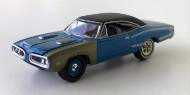gallery/70 coronet super bee muscle cars barn finds no.5 version a r1 bright blue poly jl lös 1a