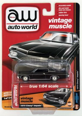 gallery/70 impala vintage svart aw i låda 1a vintage muscle premium hobby exclusive version b