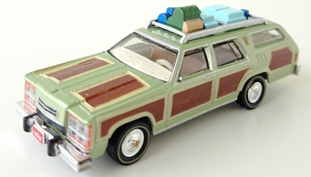 gallery/79 ltd country squire pistagegrön wood panel gl bruks 1a hollywood hitch & tow r4 national lampoons vacation beige inredning taklast