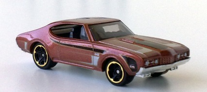 gallery/68 cutlass cinnamon brun no58 2011 hw bruks 1a