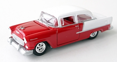 gallery/55 chevy sedan röd vit jl bruks 1a 2017 classic gold hobby exclusive r3 version b röd inredning