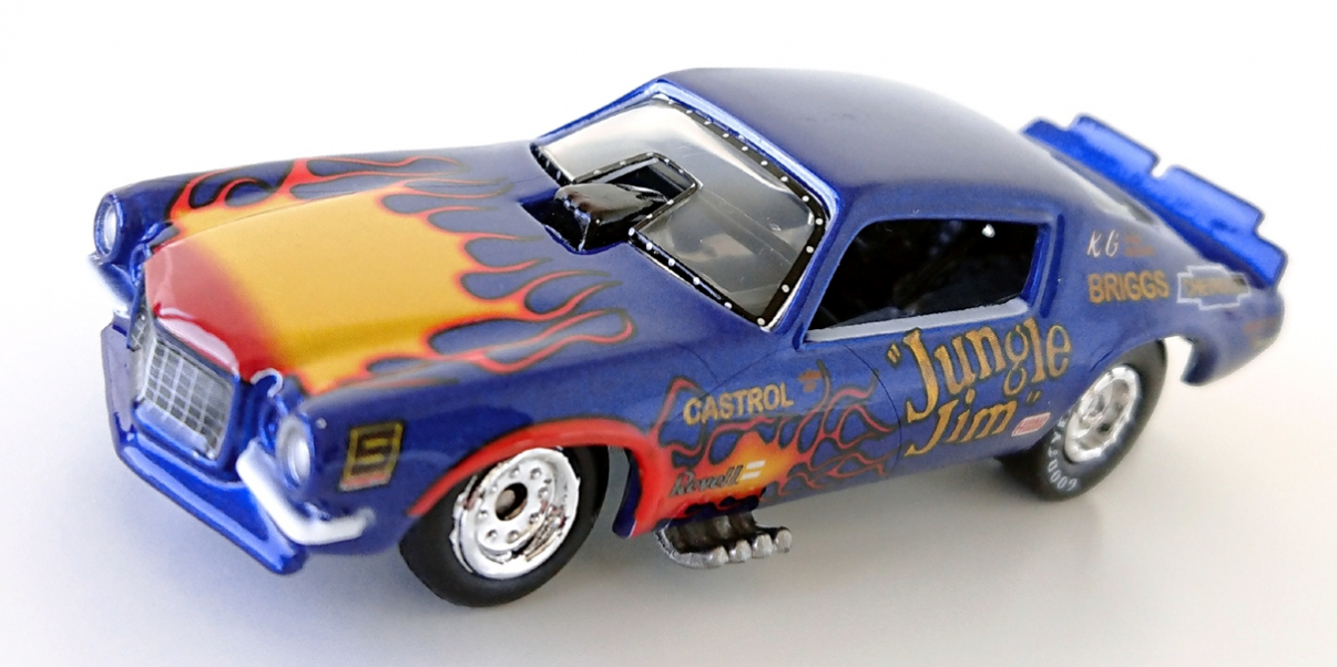 gallery/70 camaro fc gloss metflake dark blue rc men jl platta bruks 1a 2018 mint r2 no 1 version b jungle jim flames huv och sidor uppfällbar kaross diverse loggor sidor